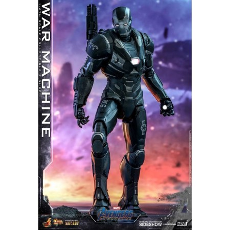 Hot Toys 1:6 War Machine End Game