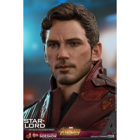 Hot Toys 1:6 Star-Lord  Avengers: Infinity War