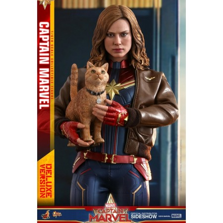 Hot Toys 1:6 Captain Marvel – Deluxe Edition MMS522