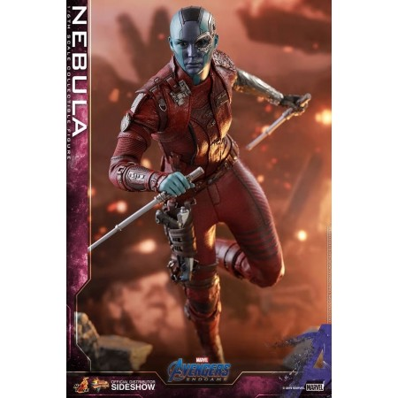 Hot Toys 1:6 Nebula Sixth Scale Figure Avengers Endgame