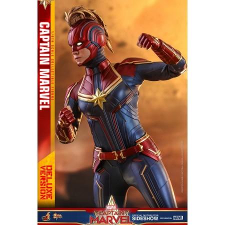 Hot Toys 1:6 Captain Marvel MMS521