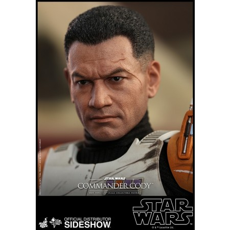 Hot Toys Star Wars Clone Commander Cody 1/6 Scale Action Figure