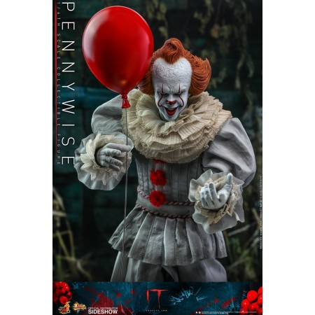 Hot Toys IT Chapter 2 Pennywise 1/6 Scale Figure