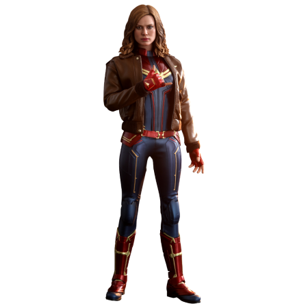 Hot Toys 1:6 Captain Marvel – Deluxe Edition