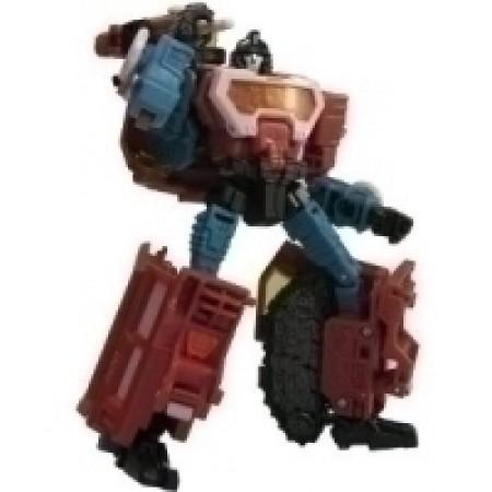 Transformers Perceptor UN-15 United Deluxe Figure