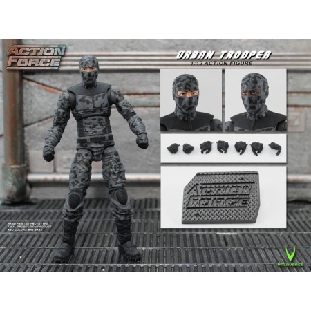Action Force Urban Trooper