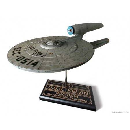 Moebius Models Star Trek 1:1000 U.S.S Kelvin Model Kit