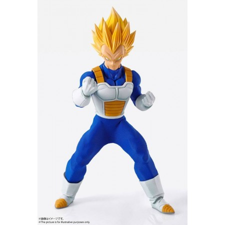 Dragon Ball Z Imagination Works Vegeta Action Figure