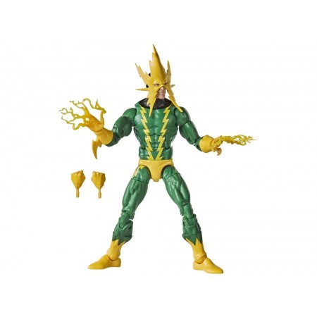 Spider-Man Marvel Legends Retro Collection Electro Action Figure