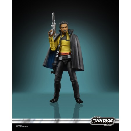 Star Wars The Vintage Collection Solo Story Lando Calrissian