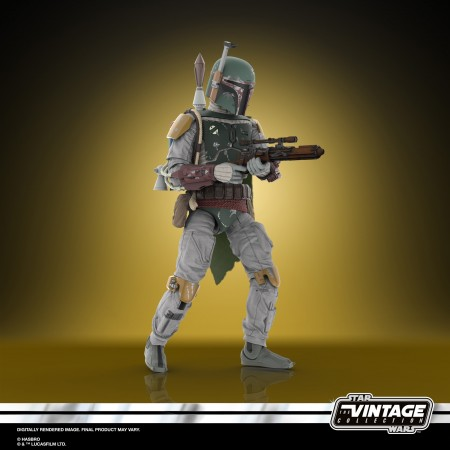 star wars the vintage collection rotj boba fett