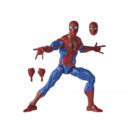 Spider-Man Marvel legends Retro Collection Spider-Man Action Figure