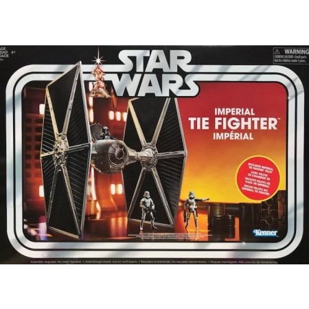 Star Wars Vintage Collection Imperial Tie Fighter NON MINT
