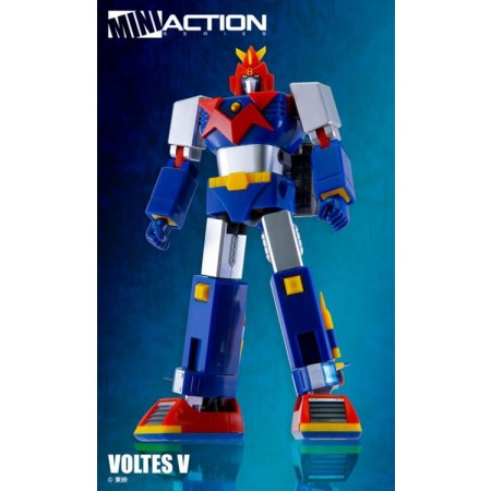 Action Toys Mini Action Series Voltes V Action Figure