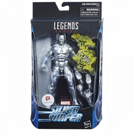 Exclusivo de Silver Surfer de Marvel Legends