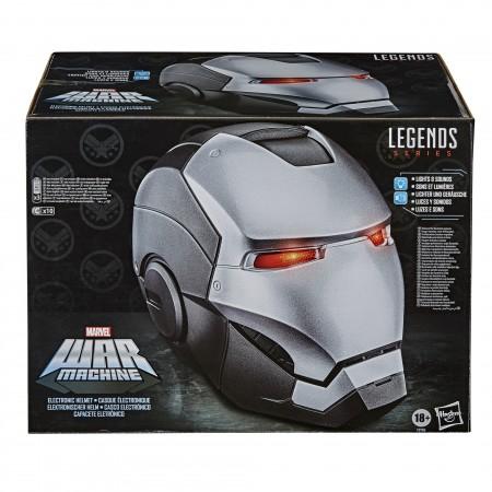 Marvel Legends Gear War Machine Electronic Helmet