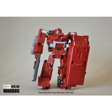 Badcube OTS-04 Warrior Wardog