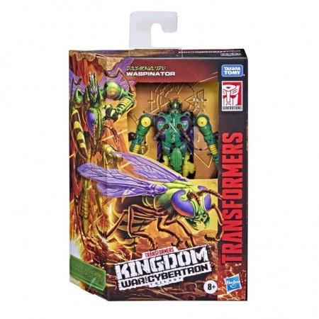 Transformers Kingdom Deluxe Waspinator