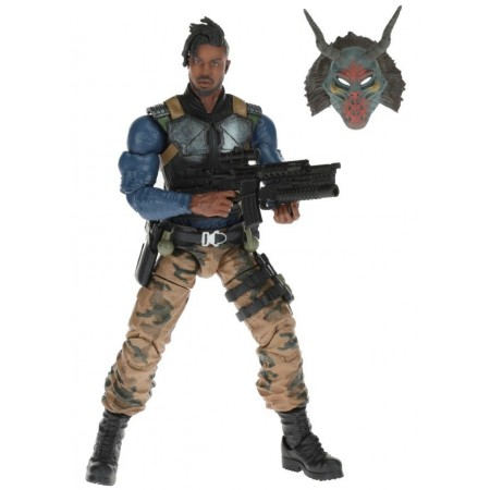 Marvel Legends Black Panther onda militar Erik Killmonger