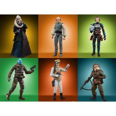 Star Wars The Vintage Collection Wave 37 Set of Action Figures