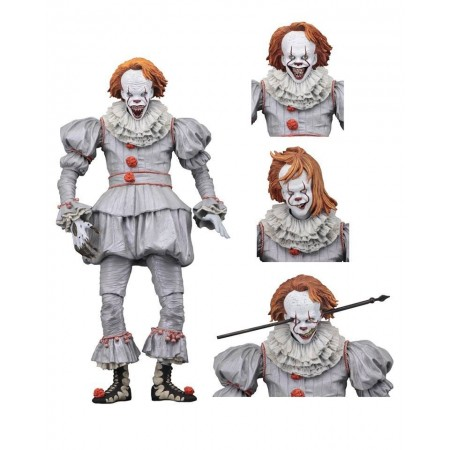 NECA IT Ultimate Well House Pennywise