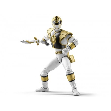 Hasbro Power Rangers Wave 1 White Ranger