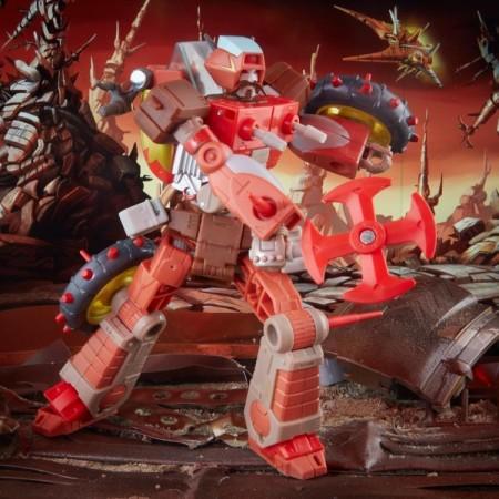 Transformers Studio Series 86 Voyager Wreck Gar