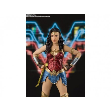 Wonder Woman 84 S.H.Figuarts Wonder Woman Action Figure