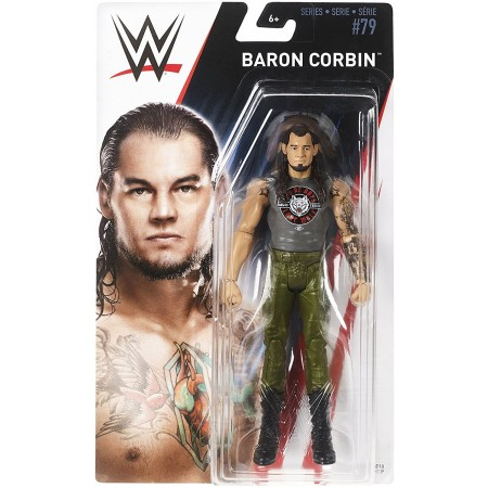 WWE Basic Series 79 Baron Corbin