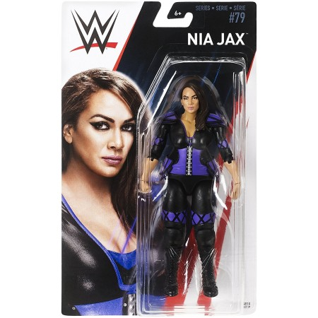 WWE Basic Series 79 Nia Jax