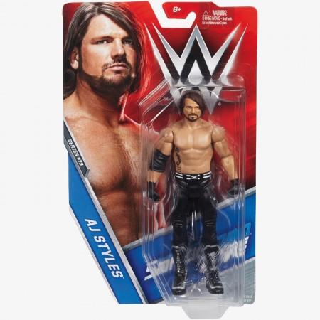 WWE Basic Series 73 AJ Styles