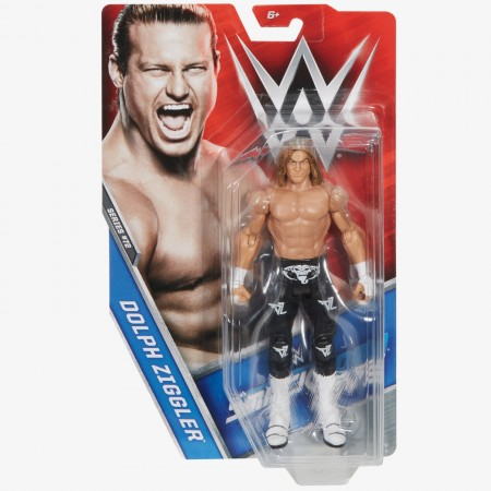 WWE Basic Series 72 Dolph Ziggler