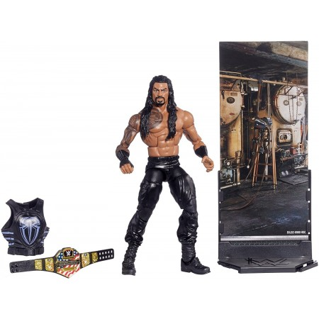 WWE Elite Series 51 Roman Reigns & US Title
