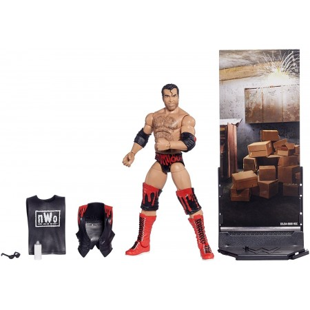 WWE Elite Series 51 Scott Hall