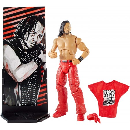 WWE Elite serie 57 Shinsuke Nakamura