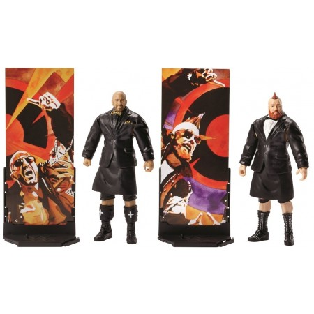 WWE Elite Series 58 The Bar Sheamus & Cesaro