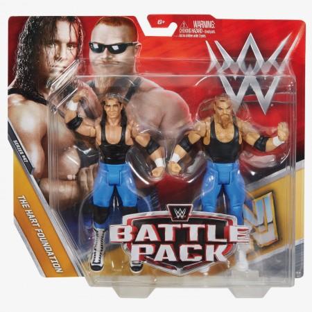 WWE Battle Pack Series 47 Hart Foundation