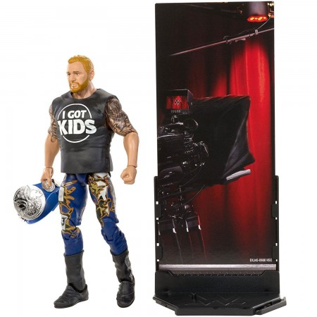 WWE Elite Series 53 Heath Slater