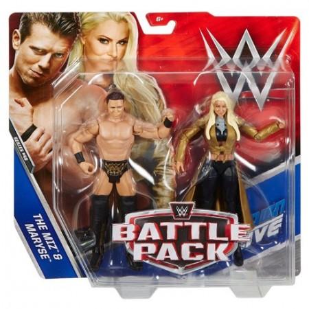WWE Series 46 Battle Pack The Miz & Maryse