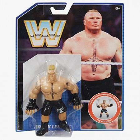 Mattel WWE Retro Series 1 Brock Lesnar