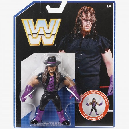 Mattel WWE Retro Series 1 Undertaker