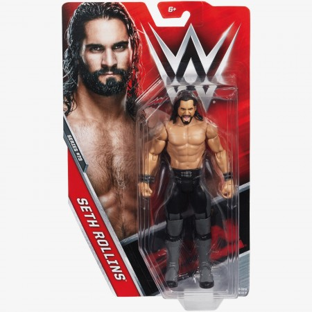 WWE Basic Series 73 Seth Rollins