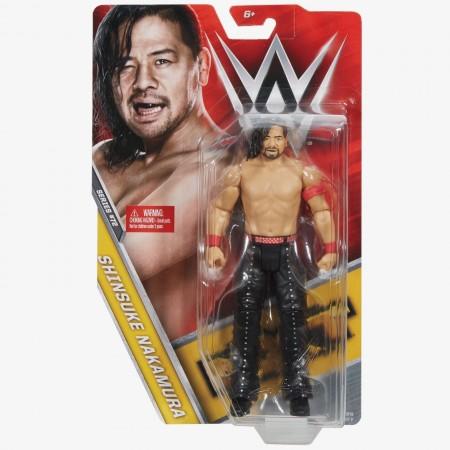 WWE Basic Series 72 Shinsuke Nakamura