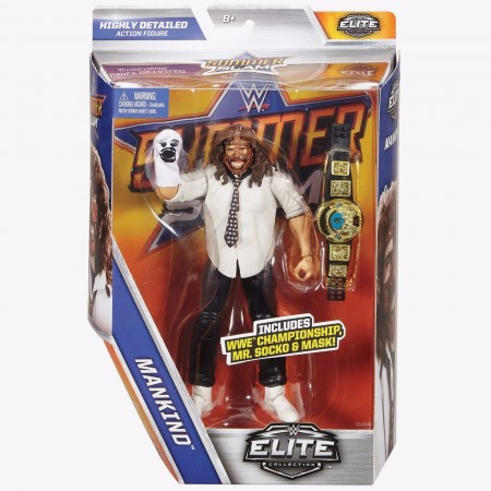 WWE Elite Summerslam Mankind