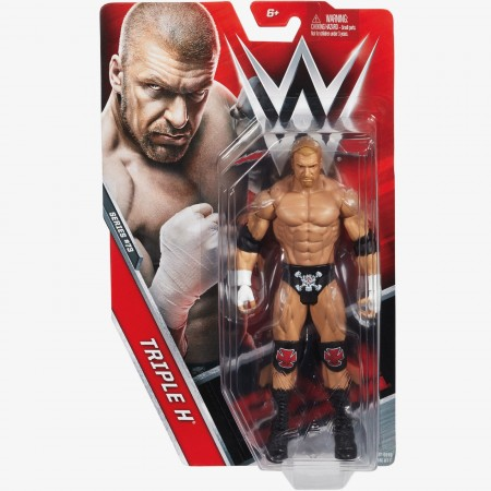 WWE Basic Series 73 Triple H
