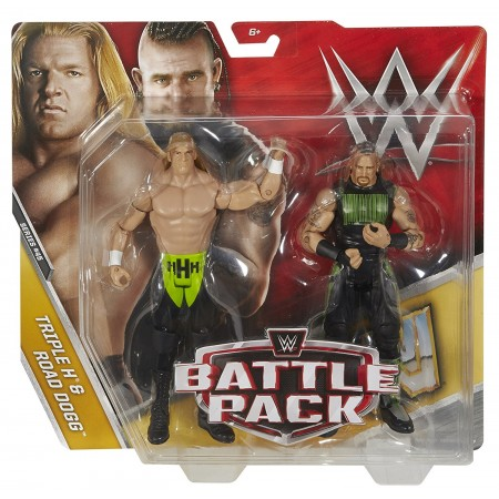 WWE Triple H & Road Dogg DX Battle Pack Series 45