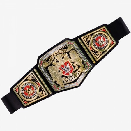 Mattel WWE UK Championship Belt