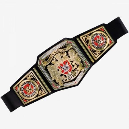 Mattel WWE UK Championship Belt