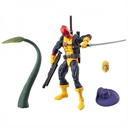 Marvel Legends Deadpool Wave 2 X-Men Deadpool