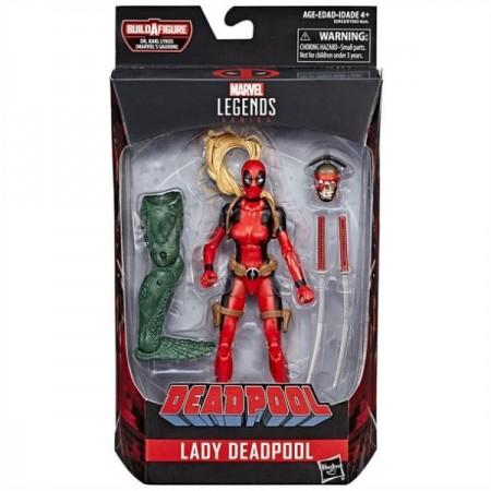 Marvel Legends Deadpool Wave 2 Lady Deadpool